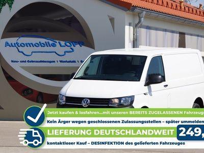 gebraucht VW Transporter T6Kasten FLÜGELTÜREN+FENSTER DAB+