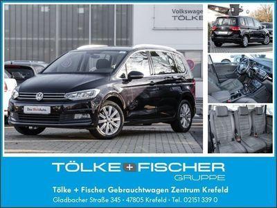 gebraucht VW Touran Highline 2.0 TDI BMT BMT Navi AHK