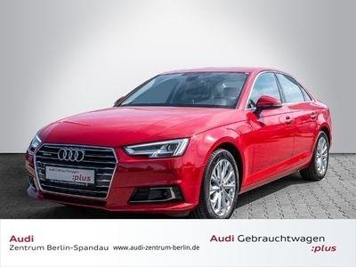 gebraucht Audi A4 Limousine 2.0 TFSI quattro Design S tronic *ACC*LED*SD*
