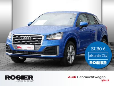 gebraucht Audi Q2 sport 30 TDI 85 kW (116 PS) S tronic