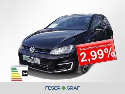 gebraucht VW Golf VII GTE VII 1.4 TSI 110kW DSG Hybrid Xenon/Navi/A