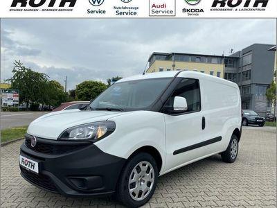 gebraucht Fiat Doblò Cargo S&S MAXI SX *Klima*Servo*ABS*