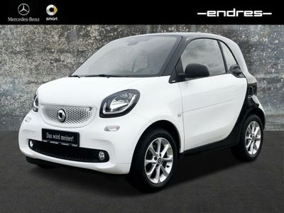 gebraucht Smart ForTwo Coupé COOL&AUDIO PAKET SITZHEIZUNG PANORA