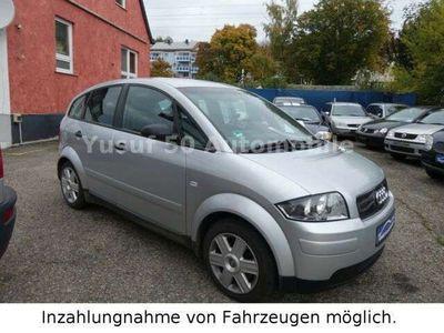 gebraucht Audi A2 1.4 16V Klimaautomatik/Alu/