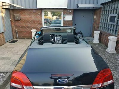 gebraucht Ford Focus Cabriolet Coupe- 2.0 TDCi DPF Trend