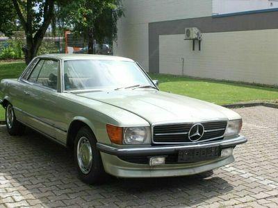 gebraucht Mercedes 350 SLC C107 - Restaurationsbedürftig Gute Basis