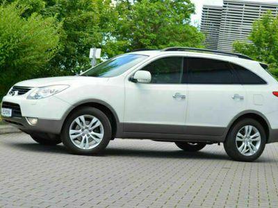 gebraucht Hyundai Veracruz Premium*4X4*7-SITZER*KLIMA*LEDER*AHK*PDC*