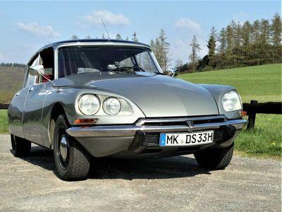 gebraucht Citroën DS / D Super, Restauriert, 30 Jahre im Besitz als Limousine in Plettenberg