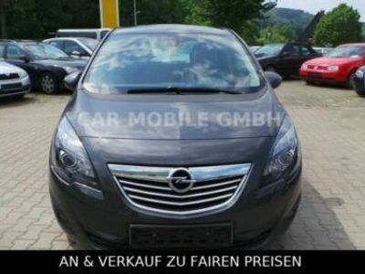 gebraucht Opel Meriva B Innovation*KLIMA*SHZ*TEMPOMAT