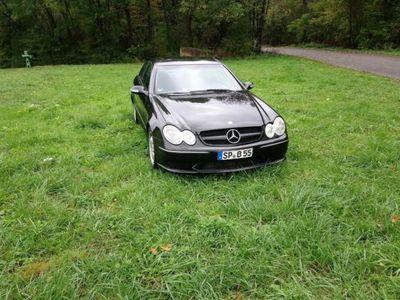 gebraucht Mercedes CLK200 AMG Allwetterreifen