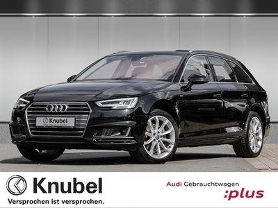 gebraucht Audi A4 Avant Avant g-tron S line/S tronic LED/Navi/A