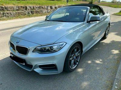 gebraucht BMW M235 xDrive Cabrio Sport-Aut.