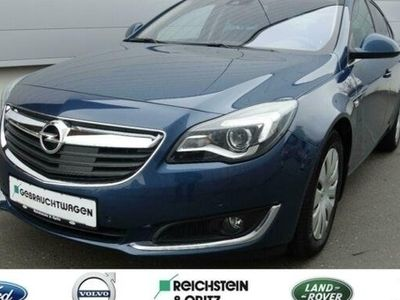 gebraucht Opel Insignia 2.0CDTI Aut. 4x4 ecoFLEX +Standhzg +ACC
