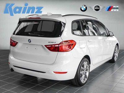 gebraucht BMW 218 Gran Tourer d Aut. Sport Line /Navi/Klimaauto