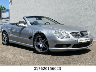 gebraucht Mercedes SL500 AMG OPTIK BOSE KEYLESSGO ABC NEU