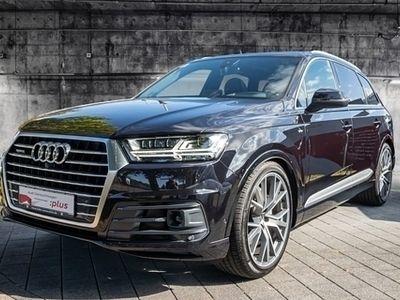 gebraucht Audi Q7 50TDI qua S-line EU6 Matrix AHK Pano Standh