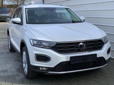 gebraucht VW T-Roc Sport 1.5TSI DSG *LED*