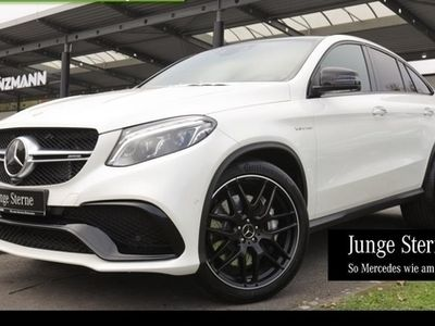gebraucht Mercedes GLE63 AMG AMG 4M Coupé Night Comand LED PanoramaSD