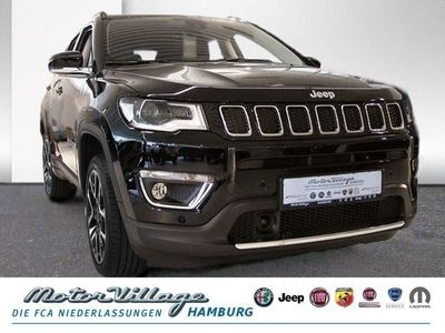 gebraucht Jeep Compass Limited 1,3l Gse T4 110kW (150PS) DCT 4x