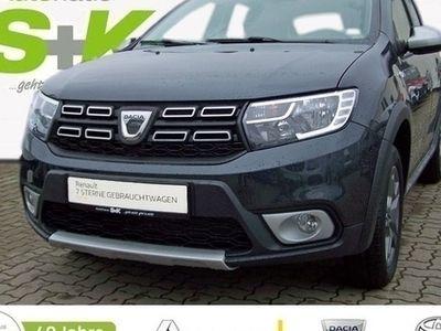 gebraucht Dacia Sandero Stepway Tce90 +Rückfahrkamera+NAVI+Allwetterr.