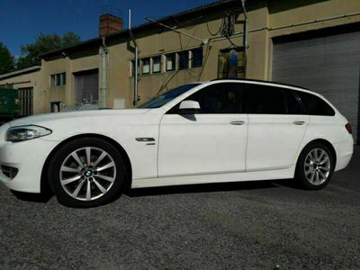 gebraucht BMW 535 d xDrive Touring Aut.-Vollaus. incl. Head-Up