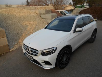 gebraucht Mercedes GLC250 d 4Matic 9G-TRONIC AMG Line