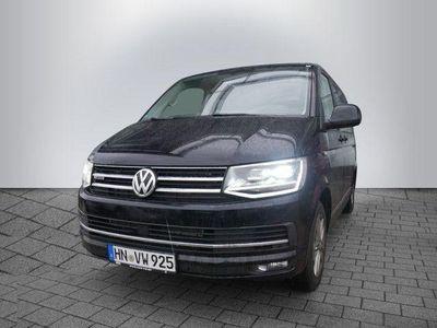 gebraucht VW Multivan T6Comfortline 2,0 l 146 kW TDI EU6 SCR BlueMotion Technology 4MOTION 7-Gang-DSG Radst. 300