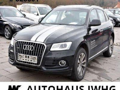 "gebraucht Audi Q5 3.0 TDI quat S-Tron Panorama Leder Navi+ 19"""