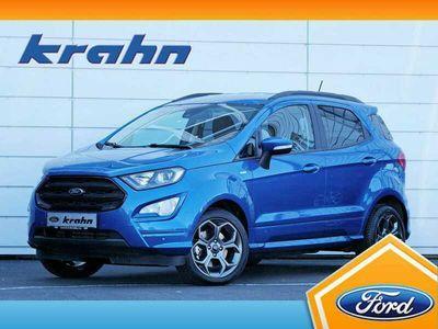 gebraucht Ford Ecosport 1.0 ST-Line | XENON | KEYFREE | BLIS |