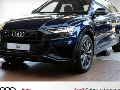 gebraucht Audi Q8 50 TDI quattro tiptronic (Sportpaket Navi)