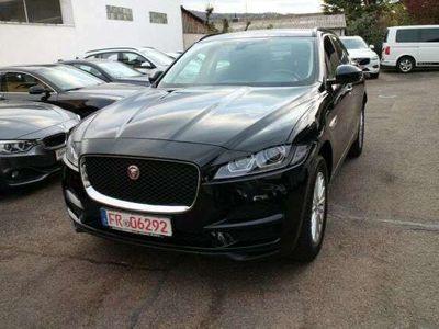 gebraucht Jaguar F-Pace 20d/Pure/EURO6/Navi/Xen/PDC/R.Kamara