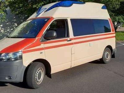 gebraucht VW T5 Krankenwagen 6Gang Allrad für Wohnmobil