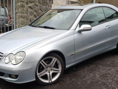 gebraucht Mercedes CLK200 Coupe Kompressor Automatik Avantgarde, Scheckheft