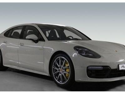 käytetty Porsche 911 Turbo S PanameraE-Hybrid 4.0 Burmester LED PCCB