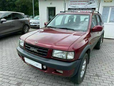 gebraucht Opel Frontera B Limited
