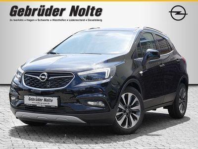 gebraucht Opel Mokka X 1.4 Turbo 120 Jahre INTELLILINK NAVI LED
