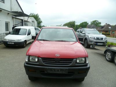 used Opel Campo 2,5 4x4 Sportscap