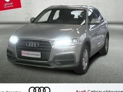 gebraucht Audi Q3 design 2.0 TDI Navi plus/SH/PDC
