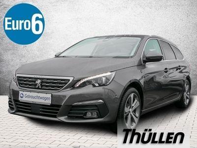 gebraucht Peugeot 308 SW 1.5 Diesel Navi Panoramadach Euro 6d-Temp