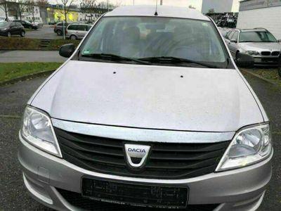 gebraucht Dacia Logan MCV 1.6 MPI 64kW