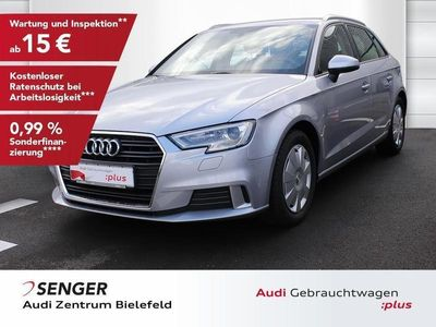 gebraucht Audi A3 Sportback sport 1.6 TDI 85 kW (116 PS) 6-Gang