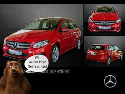gebraucht Mercedes B200 d Urban 4Matic SHZ/PARKTRONIC/NAVI/LED DPF