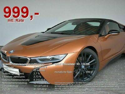 gebraucht BMW i8 Roadster First Edition 20LM.Sitzheizung.Komf