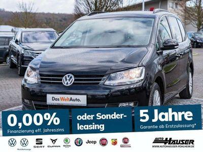 gebraucht VW Sharan Comfortline 1.4 TSI OPF DSG 7-SITZER NAVI