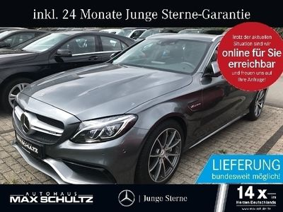 gebraucht Mercedes C63 AMG AMGT-M Drivers P.*Carbon*Comand*Distronic