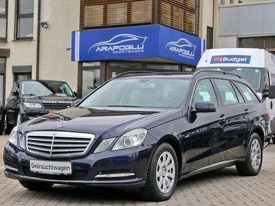 "gebraucht Mercedes E350 CDI DPF BlueEFFICIENCY?""SCHIEBEDACH""NAVI"