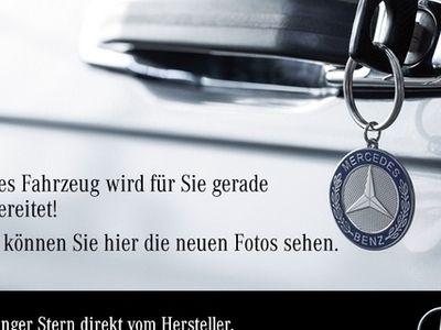 gebraucht Mercedes C200 Cp. AMG LED Keyl-GO Navi Spurhalt-Ass PTS