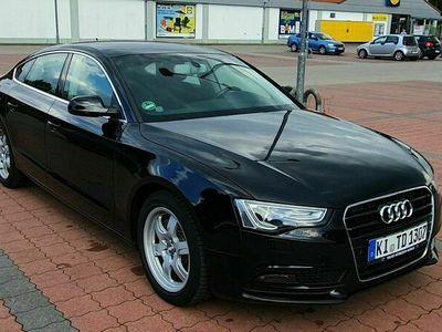 gebraucht Audi A5 Sportback 3.0 TDI multitronic - NAVI - als Sportwagen/Coupé in Kiel
