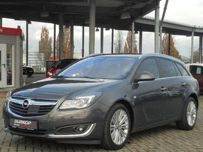 gebraucht Opel Insignia 2.0 CDTI Sport AHK Xenon Navi ACC Sitzhzg