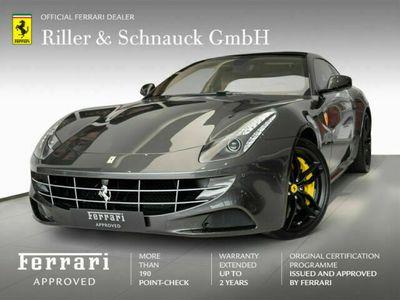 gebraucht Ferrari FF Tailor Made*Möbelleder*SONDERLACK*EINZELST